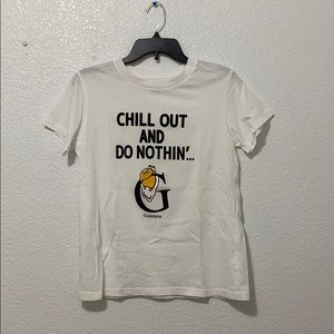 uniqlo x sanrio • chill out and do nothing tee